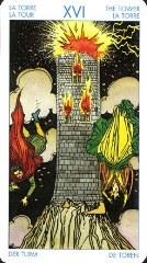 Башня таро значение в отношениях и любви