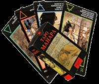 Таро Манара - описание колоды, значение карт