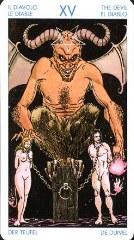 Карта дьявола в таро гадание на таро на вопрос